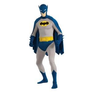 2nd skin batman outfit